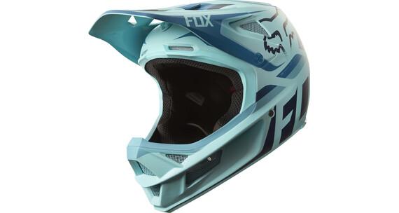 Fox RPC Seca Kask Fullface turkusowy/petrol